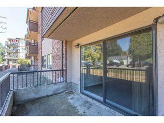 """Photo 20: 105 33956 ESSENDENE Avenue in Abbotsford: Central Abbotsford Condo for sale in """"Hillcrest Manor"""" : MLS®# R2192762"""