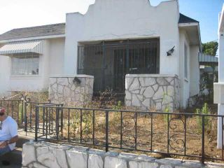 Photo 1: MISSION HILLS House for sale : 2 bedrooms : 1504 Fort Stockton in San Diego