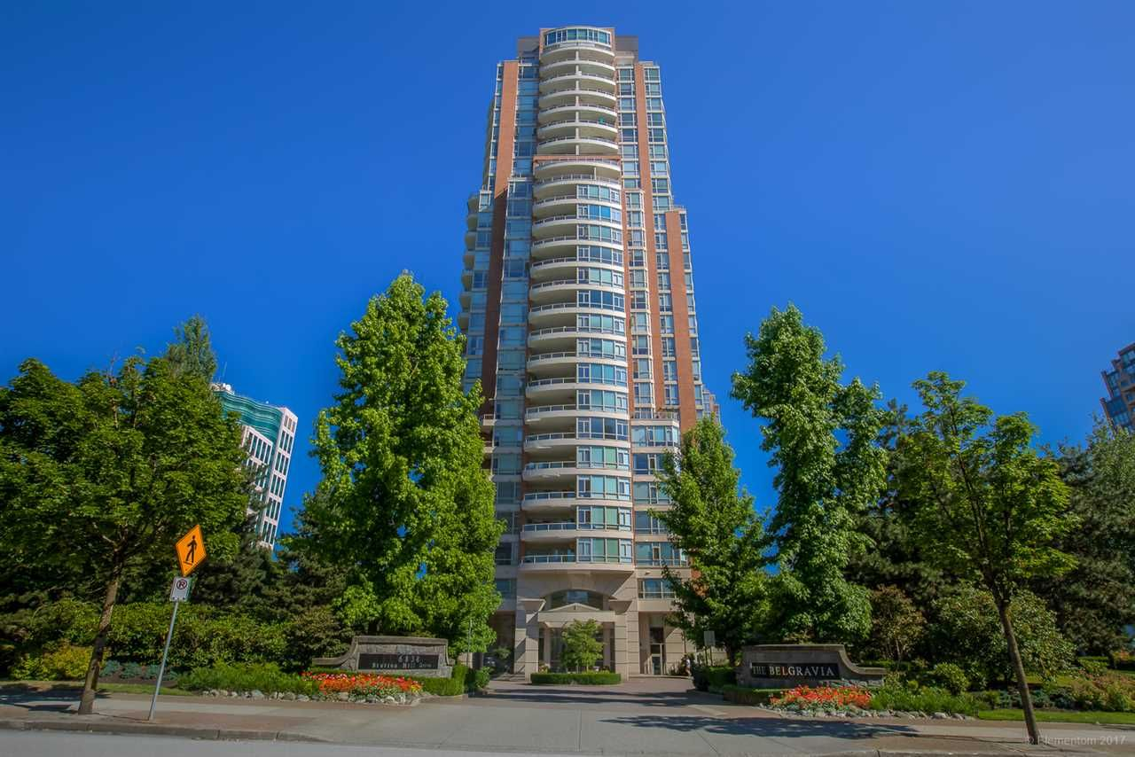 "Main Photo: 507 6838 STATION HILL Drive in Burnaby: South Slope Condo for sale in ""THE BELGRAVIA"" (Burnaby South)  : MLS®# R2185775"
