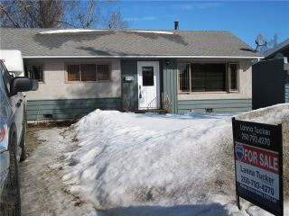 """Photo 1: 10304 110TH Avenue in Fort St. John: Fort St. John - City NW House for sale in """"FINCH"""" (Fort St. John (Zone 60))  : MLS®# N225897"""