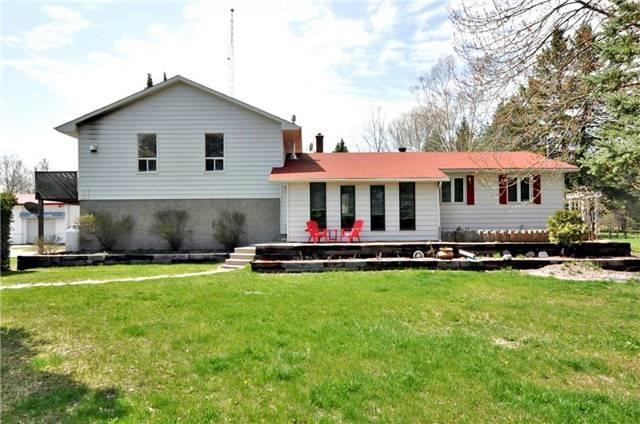 Main Photo: 22080 Highway 48 in East Gwillimbury: Rural East Gwillimbury House (Sidesplit 3) for sale : MLS®# N3900050