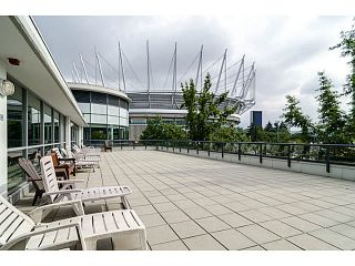 Photo 15: # 2502 939 EXPO BV in Vancouver: Yaletown Condo for sale (Vancouver West)  : MLS®# V1040268