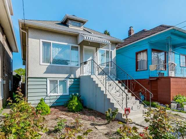 Main Photo: 137 E 27th Avenue in Vancouver: Main House for sale (Vancouver East)  : MLS®# V1118556