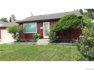 Photo 1: 426 Country Club Boulevard in Winnipeg: Westwood / Crestview Residential for sale (West Winnipeg)  : MLS®# 1616212
