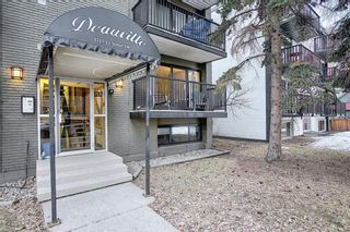 Photo 5: 202 1717 12 Street SW in Calgary: Lower Mount Royal Apartment for sale : MLS®# A1079434