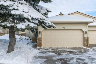 Photo 34: 113 Shawnee Rise SW in Calgary: Shawnee Slopes Semi Detached for sale : MLS®# A1068673