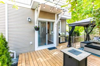 """Photo 35: 10 20159 68 Avenue in Langley: Willoughby Heights Townhouse for sale in """"Vantage"""" : MLS®# R2599623"""