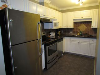 """Photo 2: #206 33688 KING RD in ABBOTSFORD: Poplar Condo for rent in """"COLLEGE PARK PLACE"""" (Abbotsford)"""