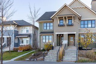 Main Photo: 170 Mahogany Boulevard SE in Calgary: Mahogany Row/Townhouse for sale : MLS®# A1155638
