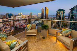 Photo 5: DOWNTOWN Condo for sale : 4 bedrooms : 645 Front St #2004 in San Diego