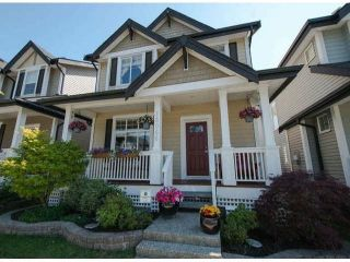 """Photo 1: 18066 70A AV in Surrey: Cloverdale BC House for sale in """"THE WOODS AT PROVINCETON"""" (Cloverdale)  : MLS®# F1317656"""