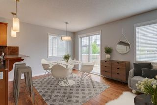 Photo 5: 158 Canals Circle SW: Airdrie Semi Detached for sale : MLS®# A1119456