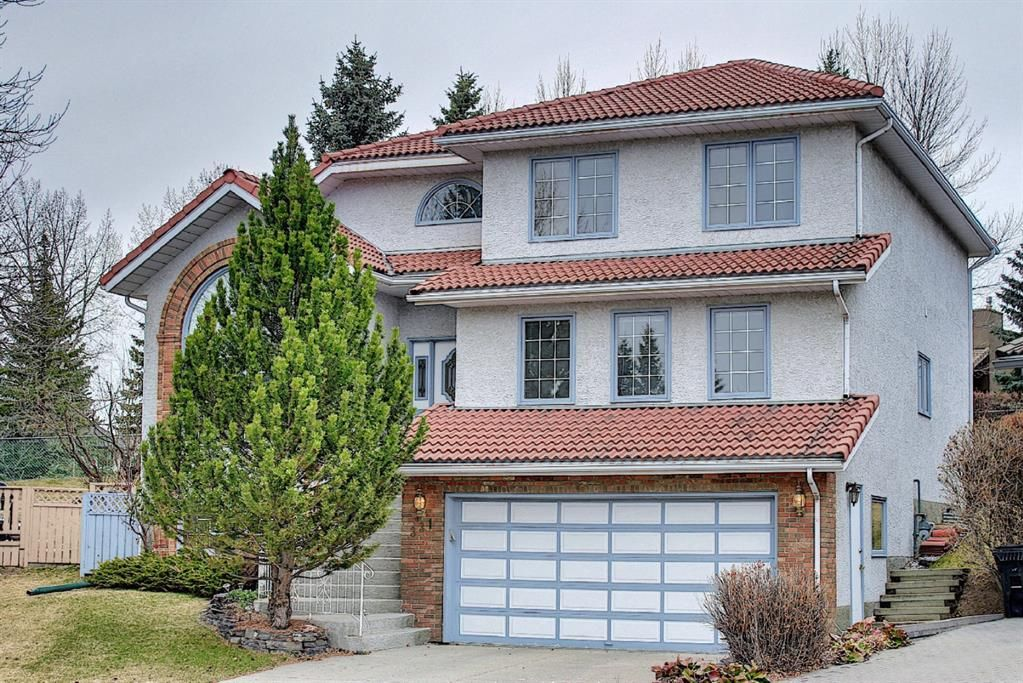 Main Photo: 331 Edelweiss Place NW in Calgary: Edgemont Detached for sale : MLS®# A1093275
