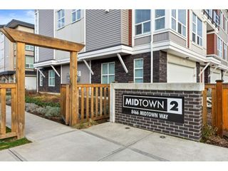 """Photo 2: 21 8466 MIDTOWN Way in Chilliwack: Chilliwack W Young-Well Townhouse for sale in """"MIDTOWN 2"""" : MLS®# R2531034"""