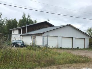 Photo 1: 803 Poirier Street in La Ronge: Commercial for sale : MLS®# SK839544