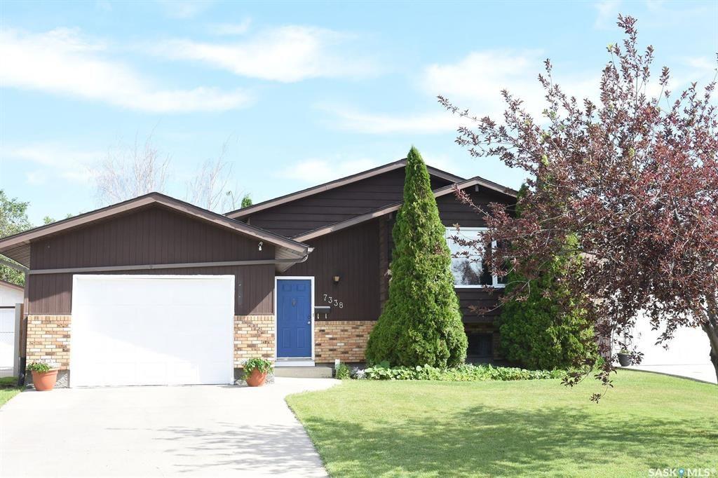 Main Photo: 7338 Heron Bay in Regina: Rochdale Park Residential for sale : MLS®# SK815524