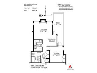 """Photo 18: 105 1260 W 10TH Avenue in Vancouver: Fairview VW Condo for sale in """"LABELLE COURT"""" (Vancouver West)  : MLS®# V1057148"""