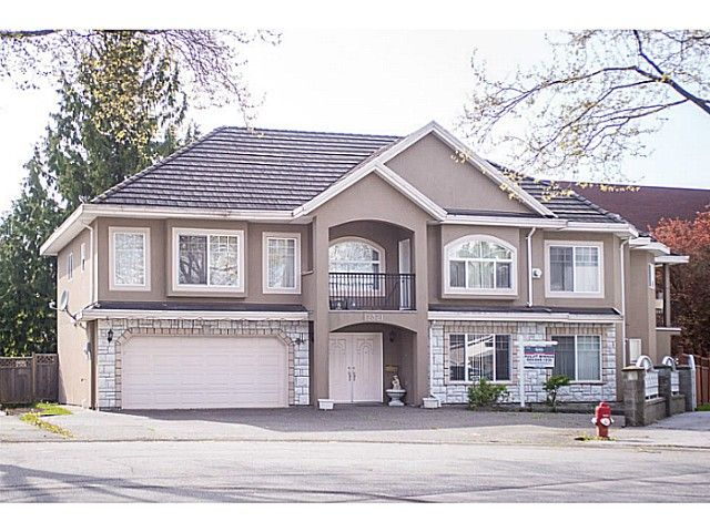 Main Photo: 12321 91A Avenue in Surrey: Queen Mary Park Surrey House for sale : MLS®# F1410080