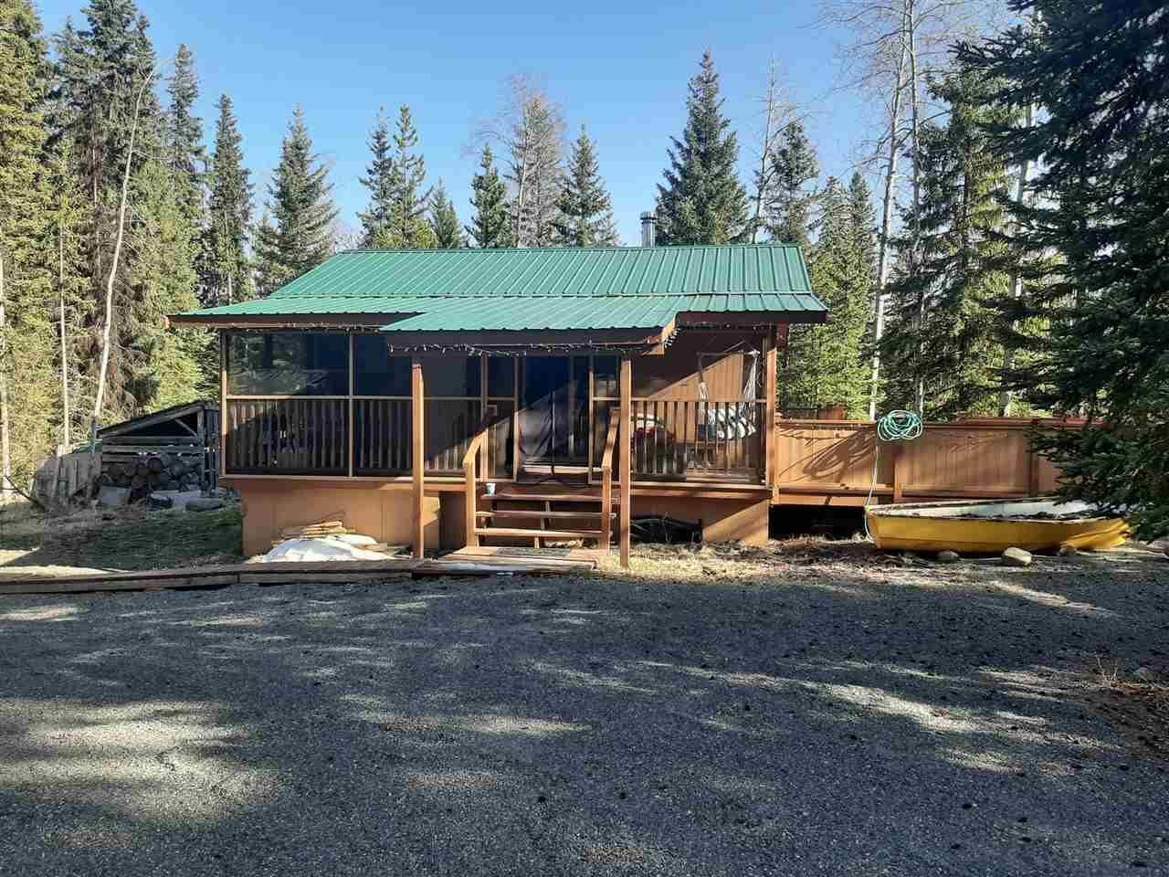 Main Photo: 7085 SALTER Road in Bridge Lake: Bridge Lake/Sheridan Lake House for sale (100 Mile House (Zone 10))  : MLS®# R2449822