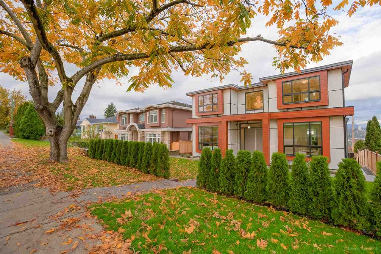 Main Photo: 7806 CARIBOO Road in Burnaby: The Crest House for sale (Burnaby East)  : MLS®# R2160047