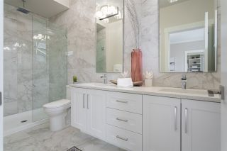 """Photo 21: 33 17033 FRASER Highway in Surrey: Fleetwood Tynehead Townhouse for sale in """"Liberty at Fleetwood"""" : MLS®# R2479377"""
