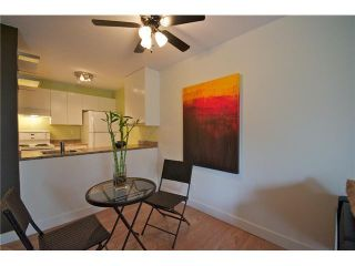 "Photo 6: # 510 1040 PACIFIC ST in Vancouver: West End VW Condo for sale in ""CHELSEA TERRACE"" (Vancouver West)  : MLS®# V929374"