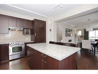 """Photo 12: 133 2729 158TH Street in Surrey: Grandview Surrey Townhouse for sale in """"KALEDEN"""" (South Surrey White Rock)  : MLS®# F1411396"""