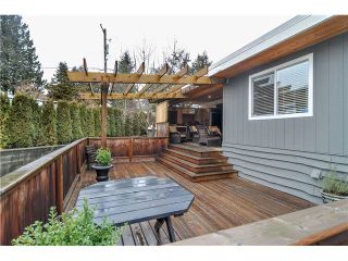 Photo 18: 100 MUNDY ST in Coquitlam: Cape Horn House for sale : MLS®# V1041129