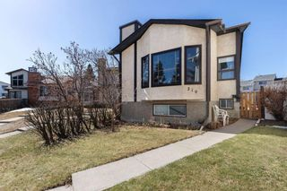 Main Photo: 210 Cedarbrook Bay SW in Calgary: Cedarbrae Duplex for sale : MLS®# A1090917