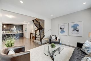 Photo 8: 1 310 12 Avenue NE in Calgary: Crescent Heights Row/Townhouse for sale : MLS®# A1112547
