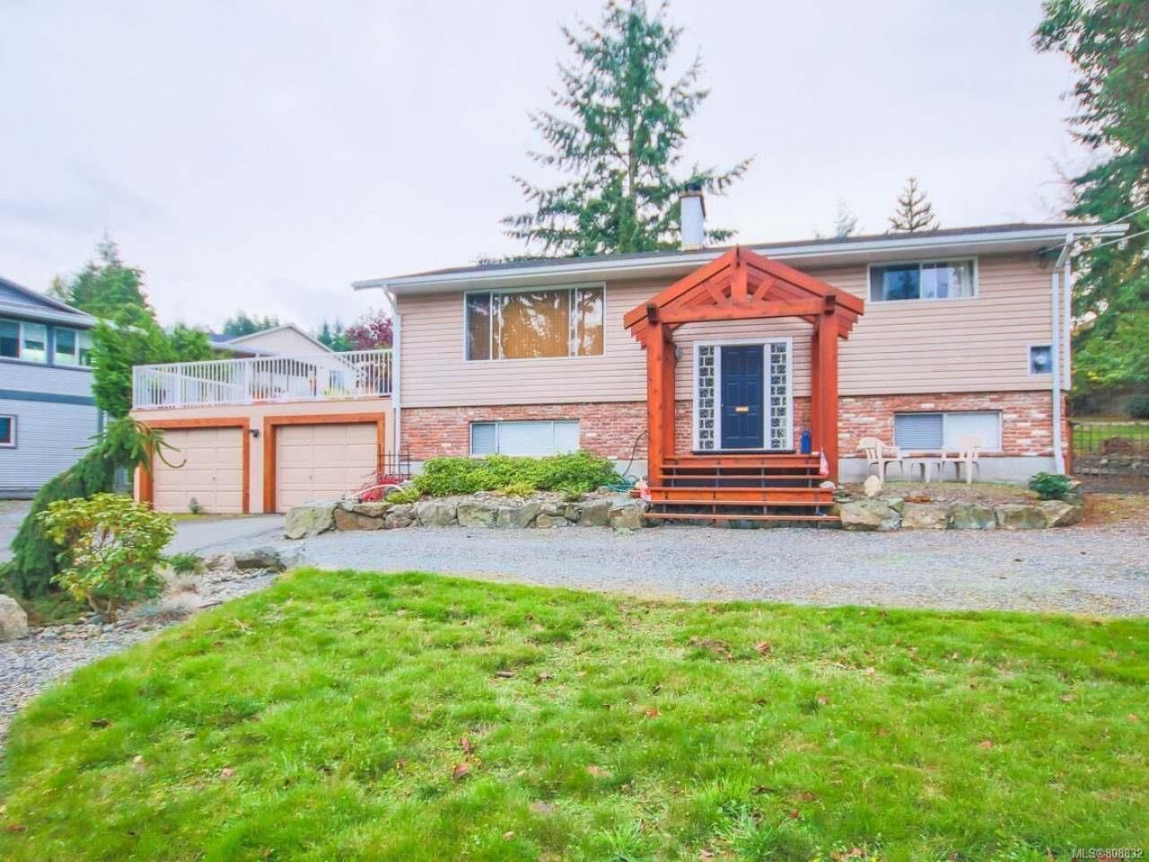 Main Photo: 5407 Lost Lake Rd in NANAIMO: Na North Nanaimo House for sale (Nanaimo)  : MLS®# 808832