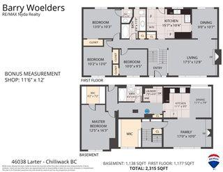 Photo 2: 46038 LARTER Avenue in Chilliwack: Fairfield Island House for sale : MLS®# R2574171