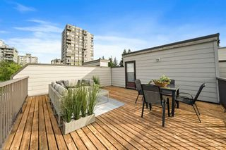 """Photo 1: 310 737 HAMILTON Street in New Westminster: Uptown NW Condo for sale in """"The Courtyards"""" : MLS®# R2589228"""