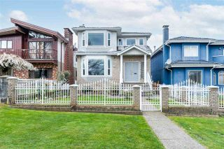 Main Photo: 1525 RUPERT Street in Vancouver: Renfrew VE House for sale (Vancouver East)  : MLS®# R2562211
