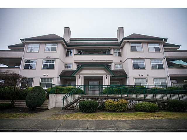 Main Photo: # 207 1618 GRANT AV in Port Coquitlam: Glenwood PQ Condo for sale : MLS®# V1041028