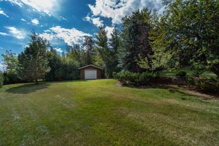 Photo 44: 5140 Everett: Rural Lac Ste. Anne County House for sale : MLS®# E4221642