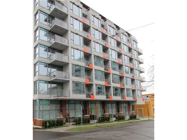 Main Photo: 711 251 E 7TH Avenue in Vancouver: Mount Pleasant VE Condo for sale (Vancouver East)  : MLS®# V983048