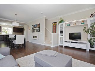 """Photo 5: 133 2729 158TH Street in Surrey: Grandview Surrey Townhouse for sale in """"KALEDEN"""" (South Surrey White Rock)  : MLS®# F1411396"""
