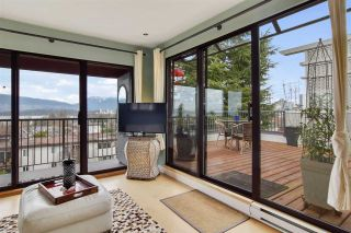 """Photo 8: 504 2120 W 2ND Avenue in Vancouver: Kitsilano Condo for sale in """"ARBUTUS PLACE"""" (Vancouver West)  : MLS®# R2560782"""