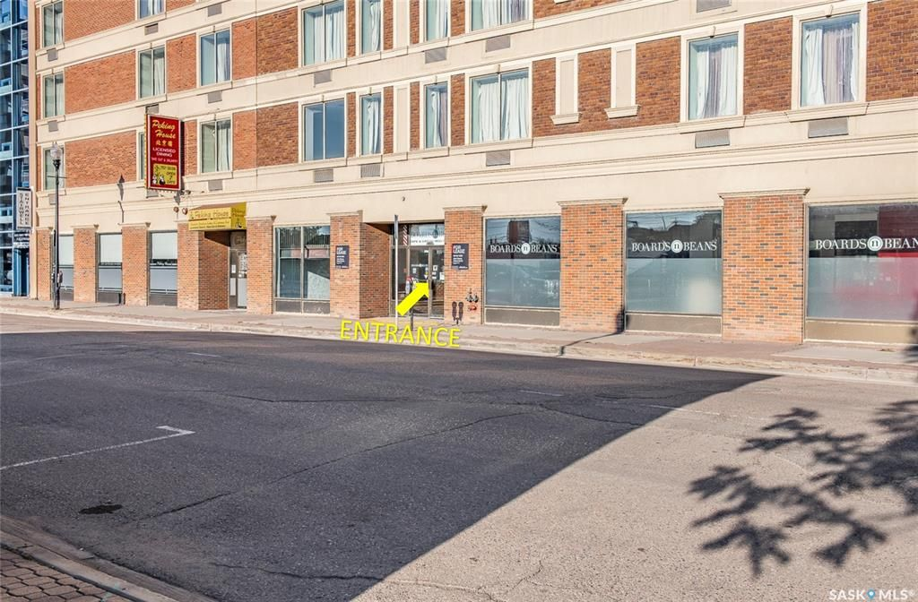 Main Photo: 1840 Rose Street in Regina: Downtown District Commercial for lease : MLS®# SK848896