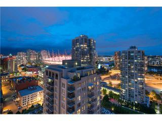 Photo 14: # 2301 950 CAMBIE ST in Vancouver: Yaletown Condo for sale (Vancouver West)  : MLS®# V1073486