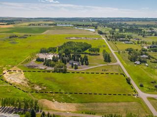 Photo 4: 3ac NORTH of DUNBOW Rd on 48 Street: Rural Foothills County Residential Land for sale : MLS®# A1092643