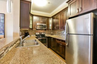 """Photo 2: 225 13897 FRASER Highway in Surrey: Whalley Condo for sale in """"EDGE"""" (North Surrey)  : MLS®# R2252364"""