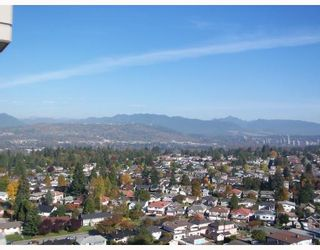 """Photo 2: 2307 7108 COLLIER Street in Burnaby: Highgate Condo for sale in """"ARCADIA WEST"""" (Burnaby South)  : MLS®# V750594"""