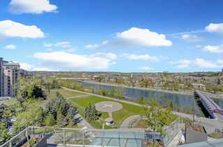 Photo 2: 1110 738 1 Avenue SW in Calgary: Eau Claire Apartment for sale : MLS®# A1118154