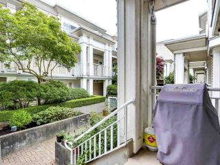 """Photo 20: 210 2545 W BROADWAY Avenue in Vancouver: Kitsilano Townhouse for sale in """"Trafalgar Mews"""" (Vancouver West)  : MLS®# R2590394"""