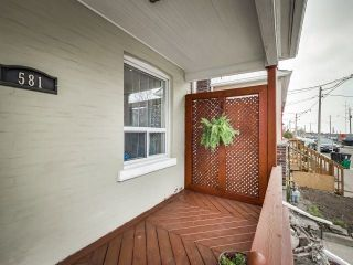 Photo 12: 581 Greenwood Avenue in Toronto: Greenwood-Coxwell House (2-Storey) for sale (Toronto E01)  : MLS®# E3489727