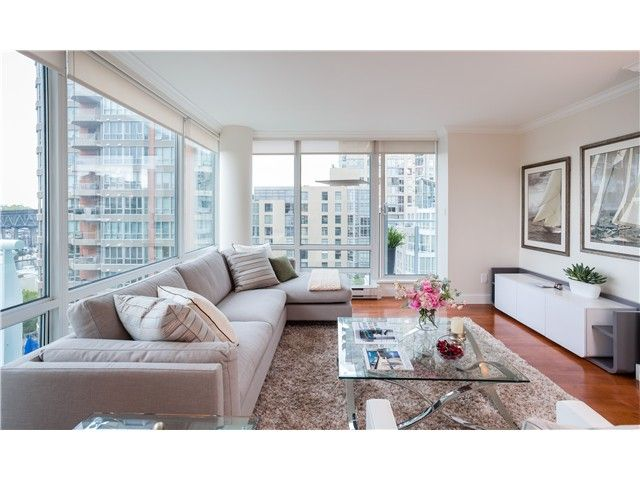 Main Photo: Photos: 1005 1500 HORNBY Street in Vancouver: Yaletown Condo  (Vancouver West)  : MLS®# V1129040