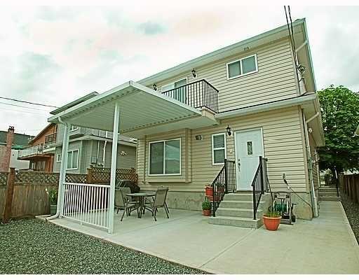 Main Photo: 5029 NORFOLK Street in Burnaby: Central BN 1/2 Duplex for sale (Burnaby North)  : MLS®# V717019