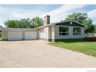 Photo 1: 25094 Dugald Road (15 Hwy) Highway: Dugald Residential for sale (R04)  : MLS®# 1619205